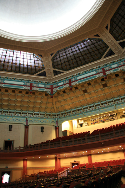 Sun Yat-sen Memorial Hall interior