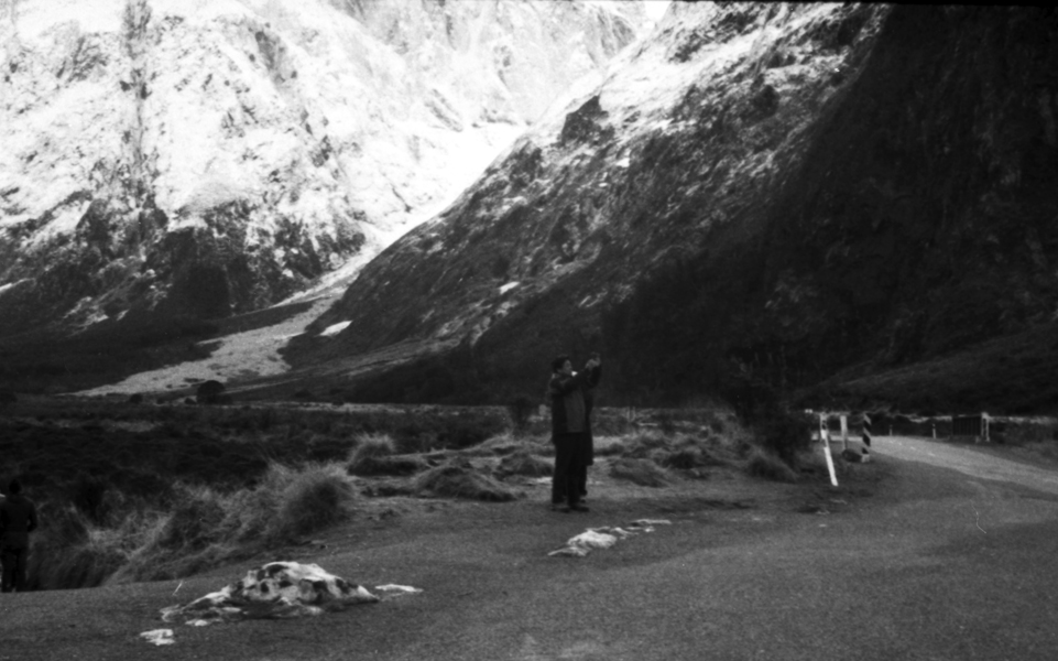 Route to Fiordland