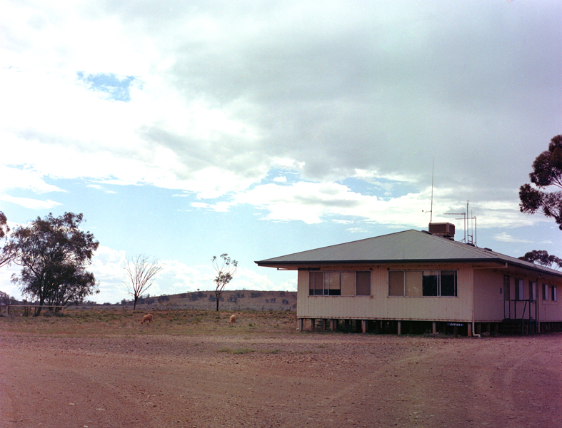 Fowlers Gap homestead