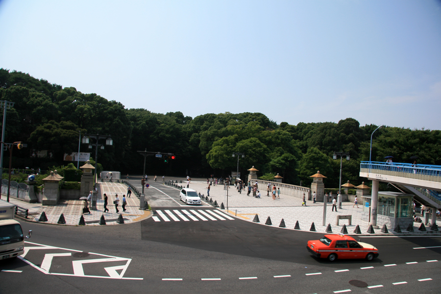 Yoyogi Park, where exciting things happen!