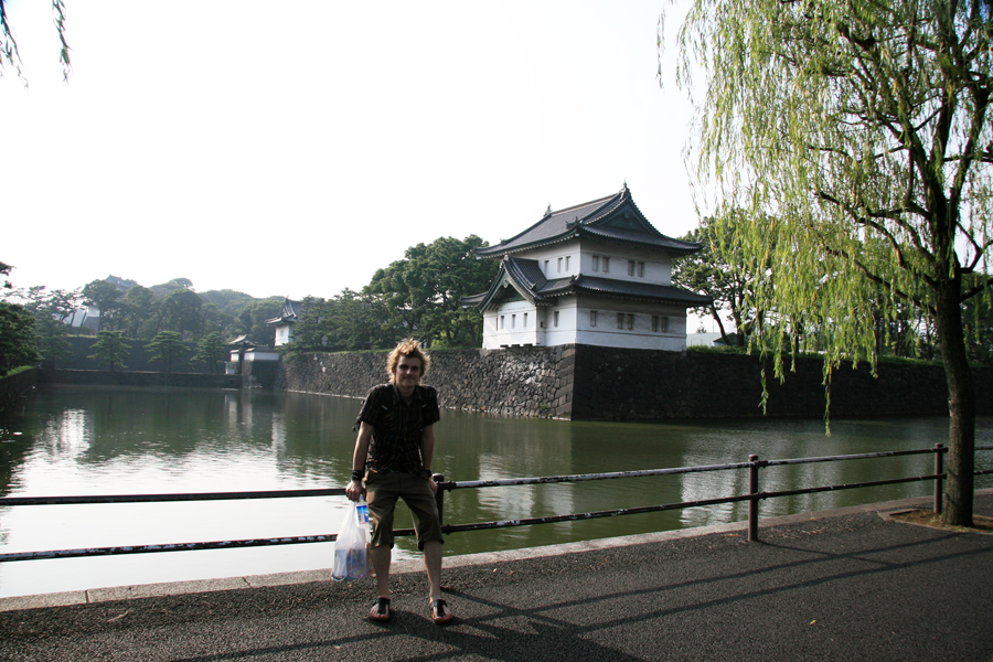 Garth at the Imperial Palace