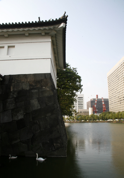 Imperial Palace outer wall