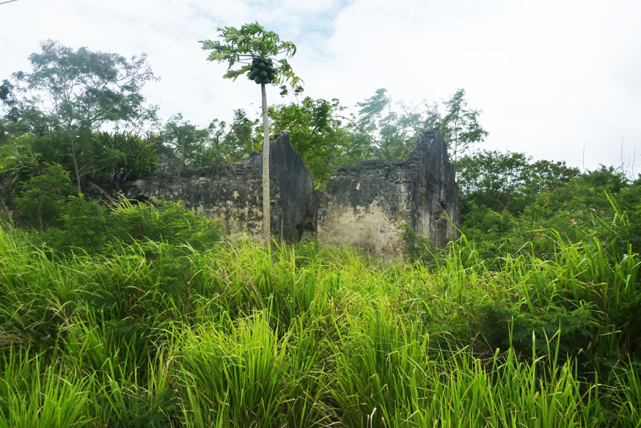 Isle of Pine - Penal Colony Ruins