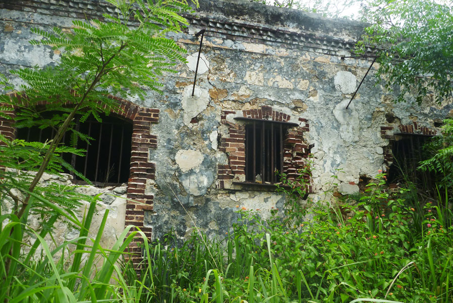 Penal Colony Ruins