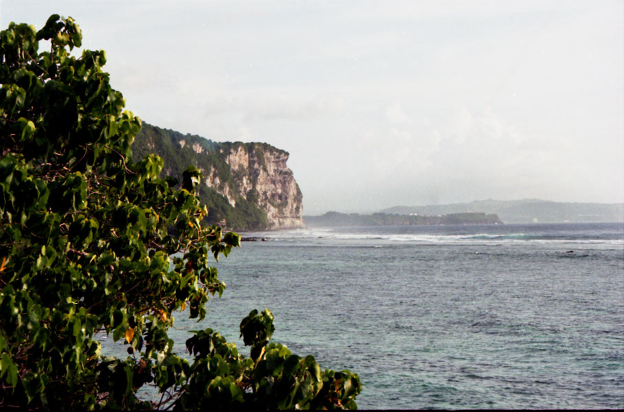Two Lovers Point - Pre Typhoon